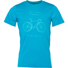 Triple2 Laag Bike T-Shirt Herr T-Shirt Men blå